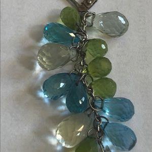 Jewelry - Multicolor briolette drop earrings
